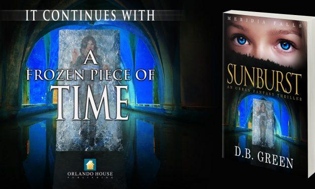 Sunburst (Meridia Falls: Series One – Book Two)