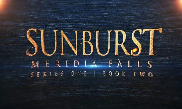Sunburst Cover Reveal Video