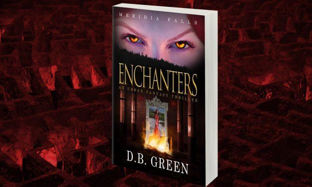 Enchanters (Meridia Falls: Series 1 – Book 3)