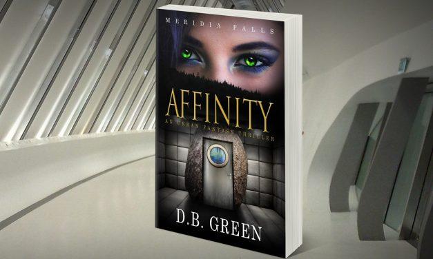 Affinity (Meridia Falls: Series 1 – Book 4)
